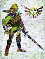 Zelda4 Fine Art Print