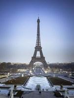 Eiffel Day Fine Art Print