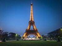 Eiffel 1 Fine Art Print