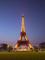 Eiffel 2 Fine Art Print