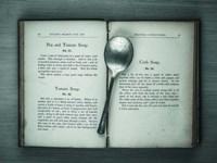 Book & Spoon 3 Fine Art Print
