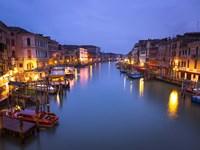 Venice at Dusk Fine Art Print