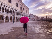 St Mark's Square Fine Art Print