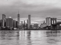 New York  BW 2 Fine Art Print