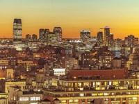 NYC Aerial Fine Art Print