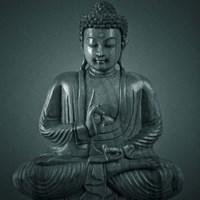 Buddha 3 Fine Art Print