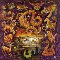 Chinese Zodiac Fine Art Print