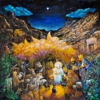 Nativity Fine Art Print