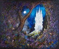 The Fairie Castle Fine Art Print