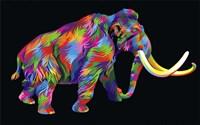 Wooly Mammoth Fine Art Print