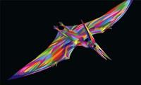 Pterodactyl Fine Art Print