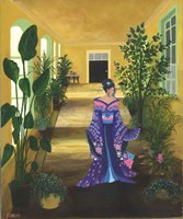 Geisha 1 Fine Art Print