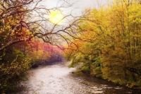 Cherokee Autumn Fine Art Print