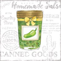 Canning Kitchen III Fine Art Print