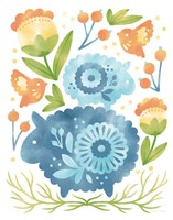 Spring Fling IV Fine Art Print