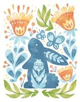 Spring Fling I Fine Art Print