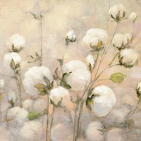 Cotton Field Crop Fine Art Print