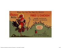 """Fried Chicken by Clemente Micarelli - 10"""" x 8"""""""