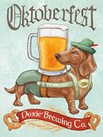 Beer Dogs III Fine Art Print