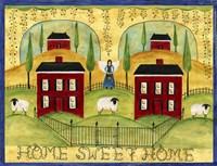 Homesweethome Fine Art Print