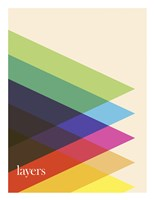 Layers Fine Art Print