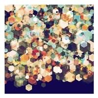 Cuben Cubic Spine Fine Art Print