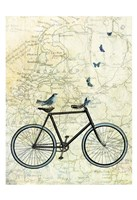 Bike Country Fine Art Print