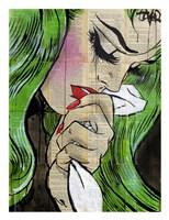 Pop Cry Fine Art Print