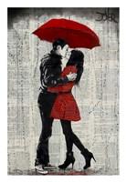 Rain Kisses Fine Art Print