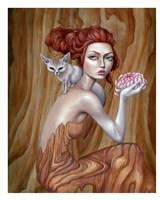 Marisa Fine Art Print