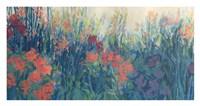Summer Garden Fine Art Print