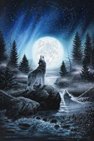 Spirits of the Wild Fine Art Print