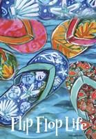 Flip Flop Life Fine Art Print
