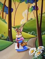 Peter Rabbit 2 Framed Print