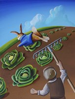 Peter Rabbit 5 Fine Art Print