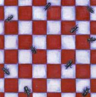 Ant's Picnic Fine Art Print