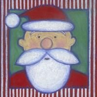 Santa I Fine Art Print