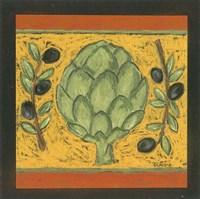 Tuscan Artichoke Fine Art Print