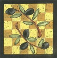 Tuscan Olive Branch III Fine Art Print