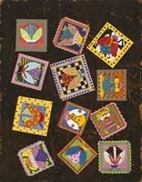 Stamps Fine Art Print
