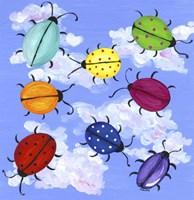 Buggie Sky Fine Art Print