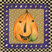 Jack o Lantern III Fine Art Print