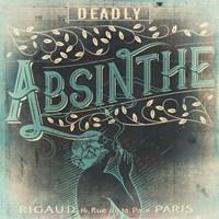 Absinthe Fine Art Print