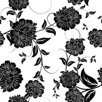 Ceil Jaune Pattern 1 Fine Art Print
