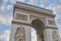 Arc de Triomphe I Fine Art Print