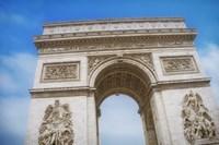 Arc de Triomphe III Fine Art Print