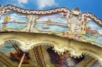 Carousel de Montmartre II Fine Art Print