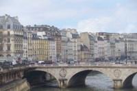 Center of Paris Fine Art Print