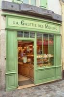 La Galette de Moulins Fine Art Print