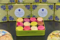 Macarons In A Box Fine Art Print